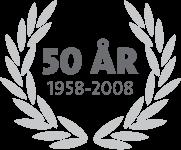 HEJ 50 år jubilæum