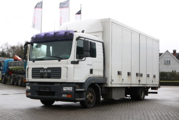 MAN TGL 12.180 4×2 Kasse/lift