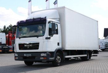 VK.33176 MAN TGL 8.180 4×2 Kasse/lift
