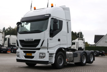 Iveco Stralis AS480S48 6×2 Hi-Way m. Hydraulik