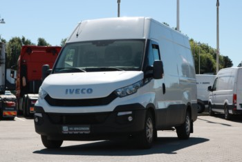 Iveco Daily 35S17 3,0D 12 m3