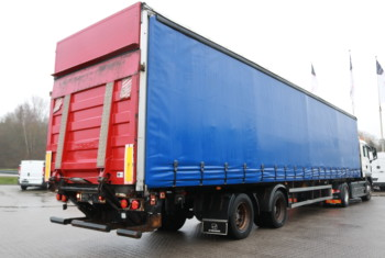 Tracon 2 Aks. City-Gardintrailer