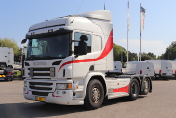 VK.33778 Scania P410 6×2 Highline