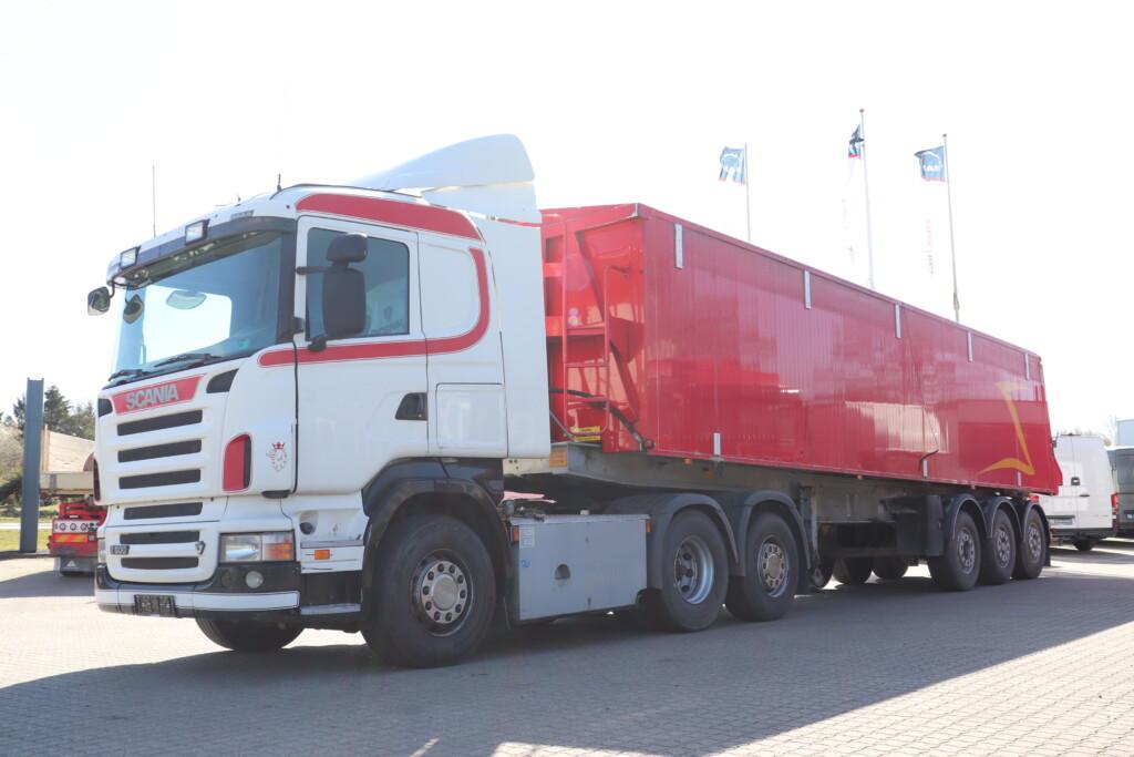 VK.33784 Scania R500 6×2 + Benalu 3 Aks. Alu Tiptrailer 48 m3 – VH1DKT39C8BPW0094