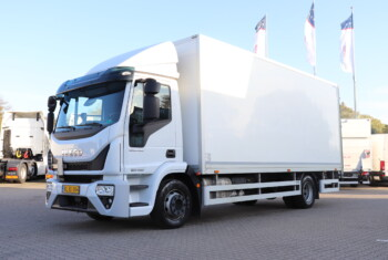 Iveco Eurocargo 120-150 4×2 Box/Lift