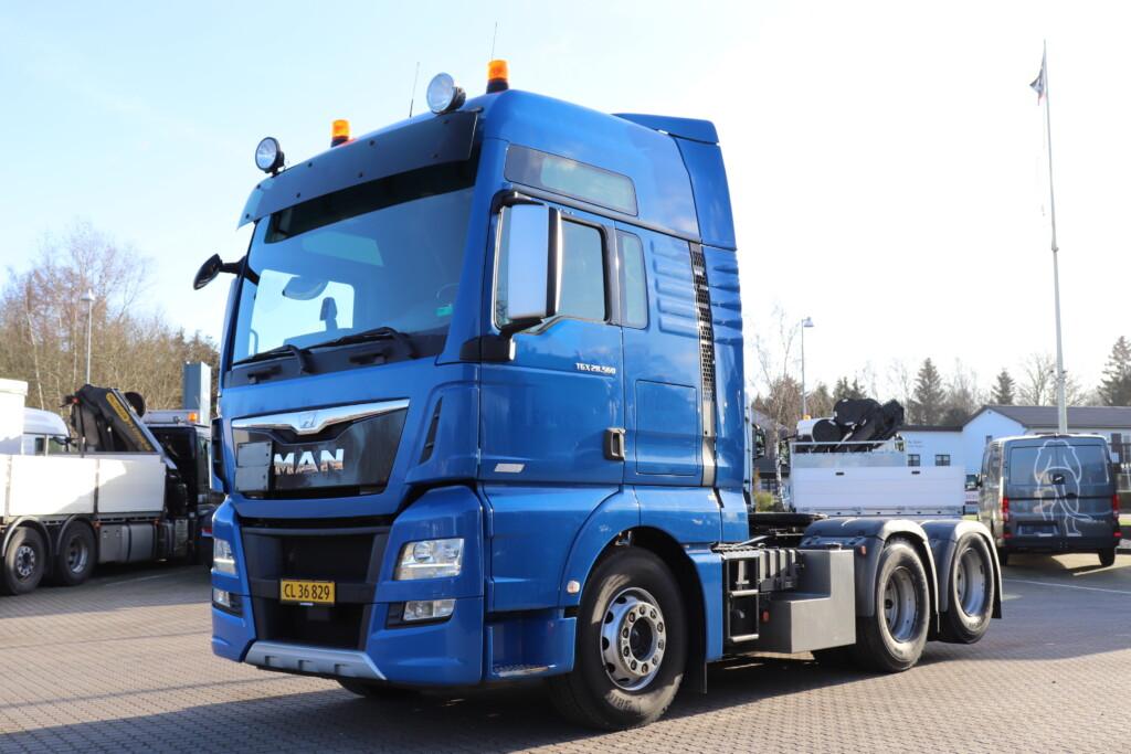 VK.33804 MAN TGX 28.560 6×2 FNLS m. Hydraulik