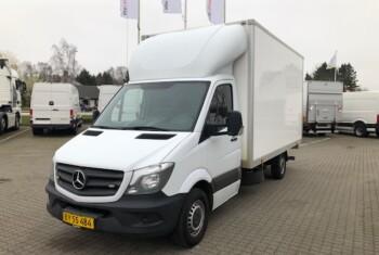 VK.60020 Mercedes Sprinter 316 2,2 CDi R3 Alukasse m/lift aut. 2d