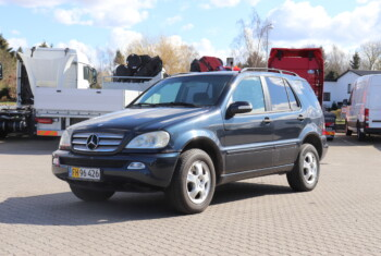 Mercedes Benz ML270 CDI AUT.
