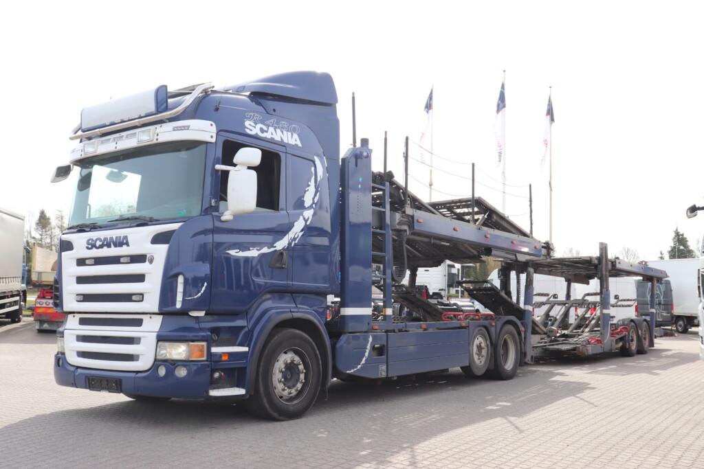 VK.33588 Scania R480 6×2 Kässbohrer Autotransporter – 295.000 ,-