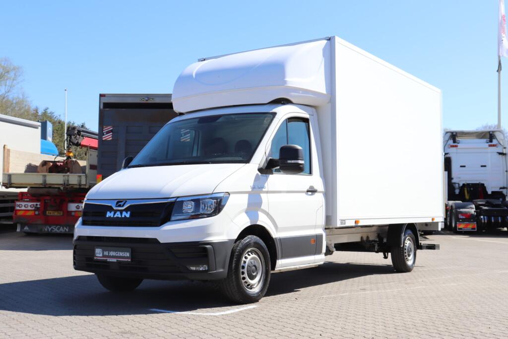 VK.50117 MAN TGE 3.180 L4 FWD A8 m. Box/Lift