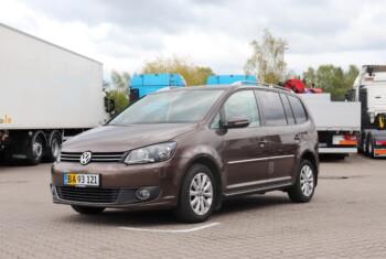 VW Touran 2,0 TDI Bluemotion