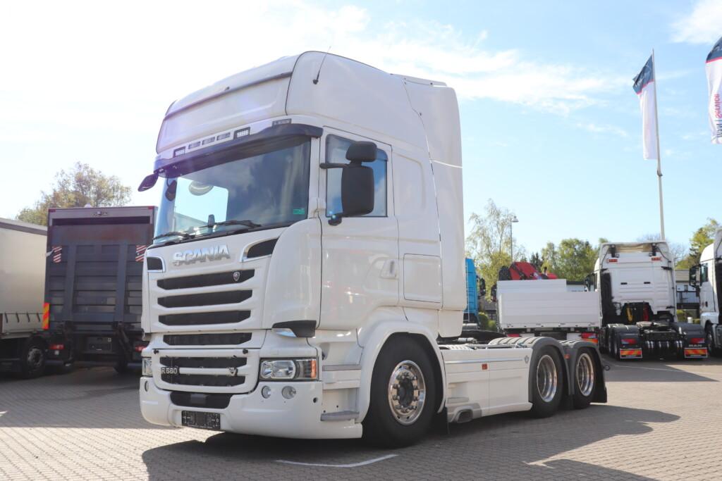 Scania R580 6×2-2
