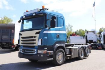 Scania R500 6×2-2 m. Hydraulik – Riis Transport