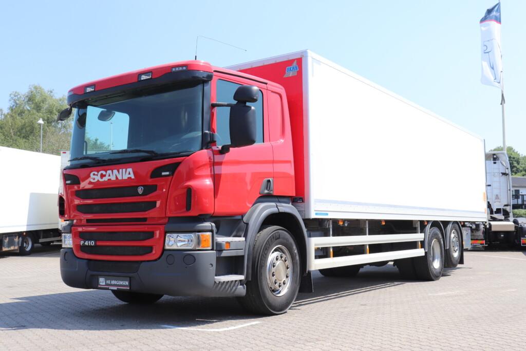 VK.33941 Scania P410 6×2*4 m. Box/Lift