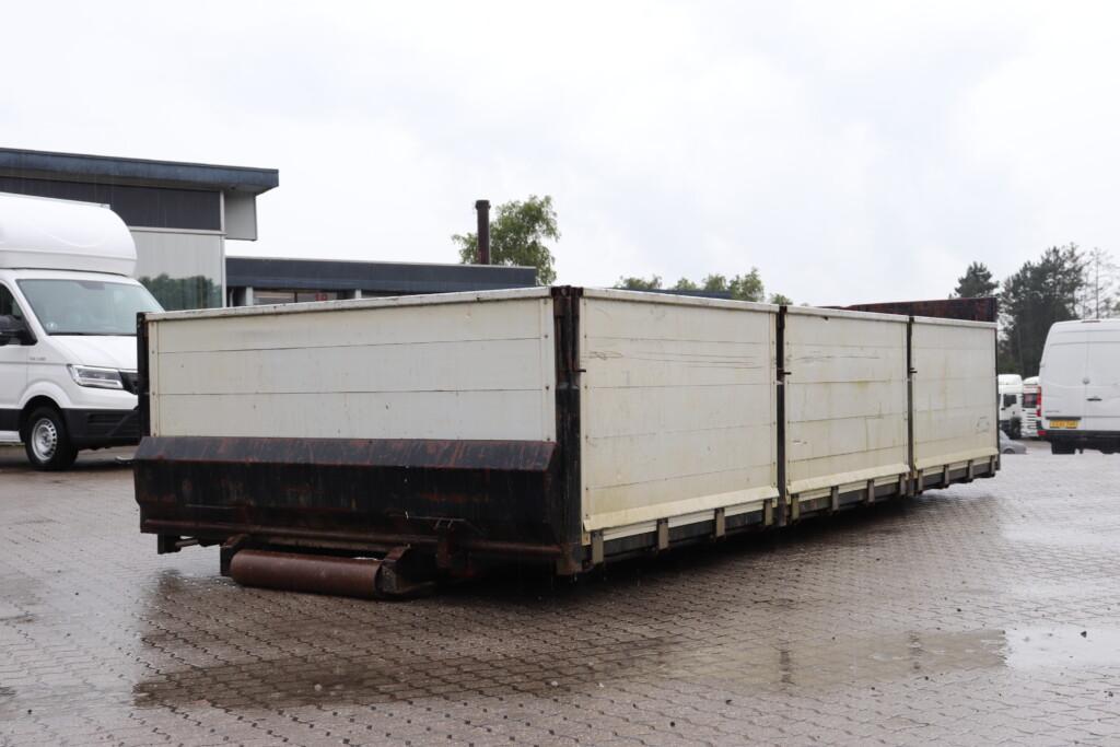 Containerlad m. Pendel