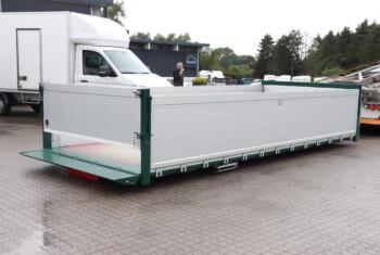 SAWO Containerlad m. Pendel