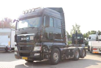 VK.33986 MAN TGX 28.480 6×2-2 BLS m. Hydraulik