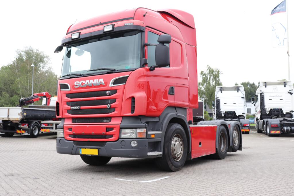 VK.33483 SCANIA R500 LA6x2MNA m. Hydraulik