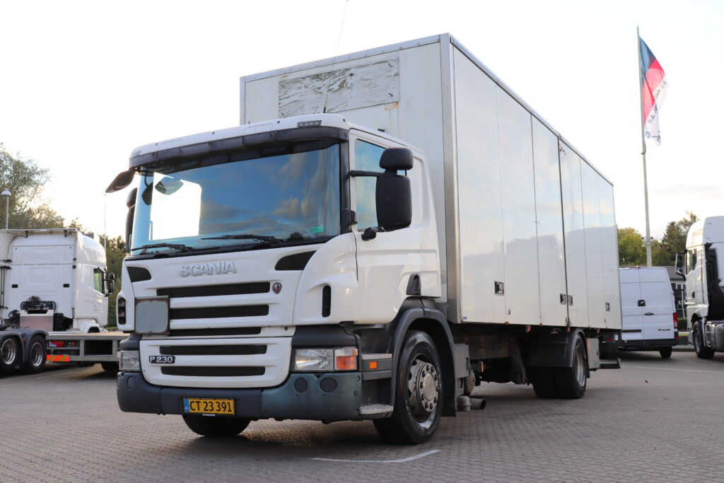 VK.33519 Scania P230 LB4x2MLB m. Box/Lift
