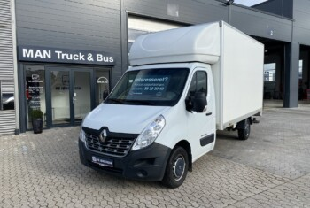 VK.60139 Renault Master III T35 2,3 dCi 163 Alukasse m/lift 2d