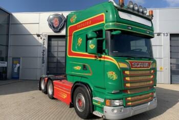 JJ – Scania R560 LA6x2MNB m. Hydraulik