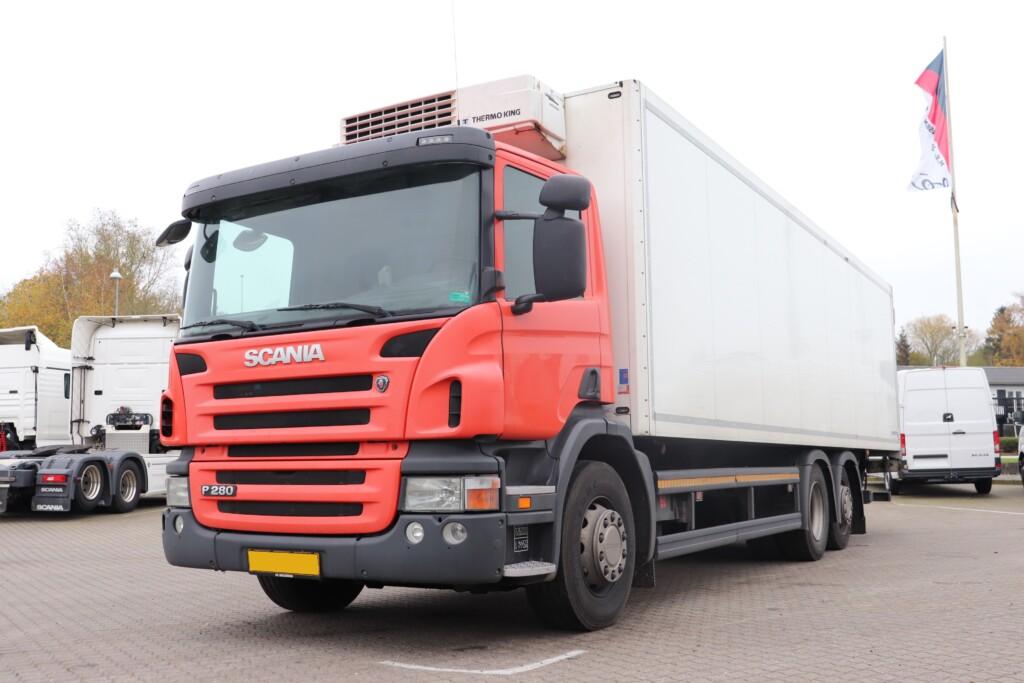 VK.33946 Scania P280 6×2*4 Box/Lift