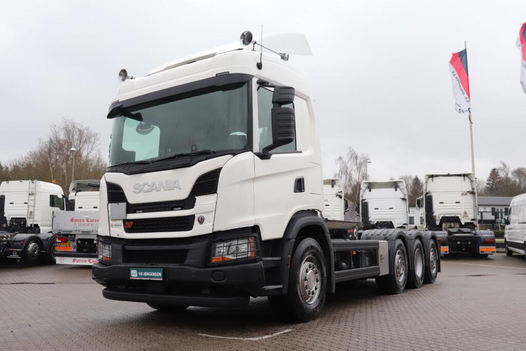 VK.34013 Scania G450 XT 8×2*6 m. Kroghejs