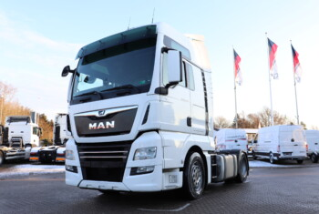 Kommission – MAN TGX 18.500 4×2 BLS