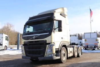 Kommission – Volvo FM450 6X2/2