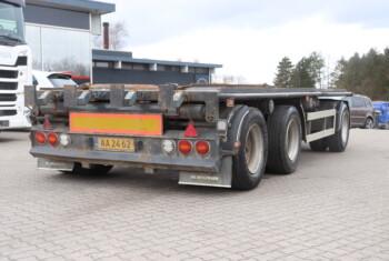 VK.40326 DAPA 3Aks. Container Anhænger