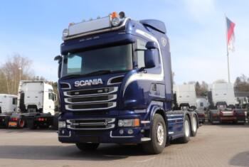 VK.34117 Scania R560 6×2 m. Hydraulik